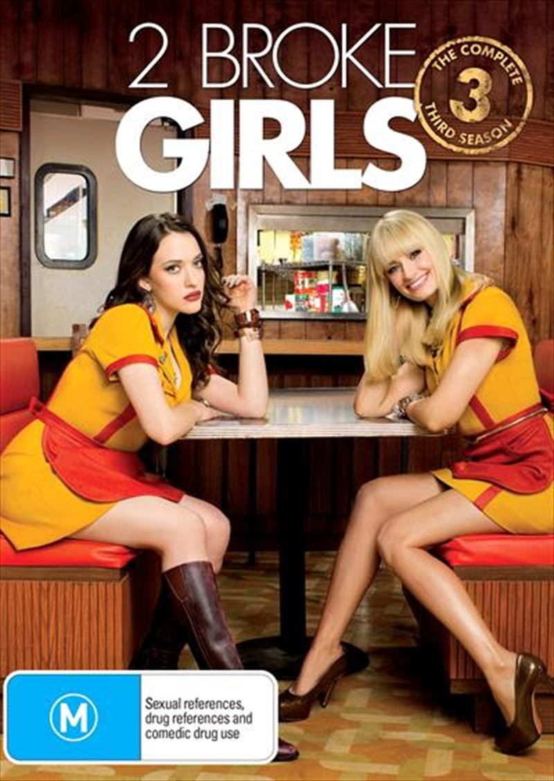 2 Broke Girls - Season 3 | DVD