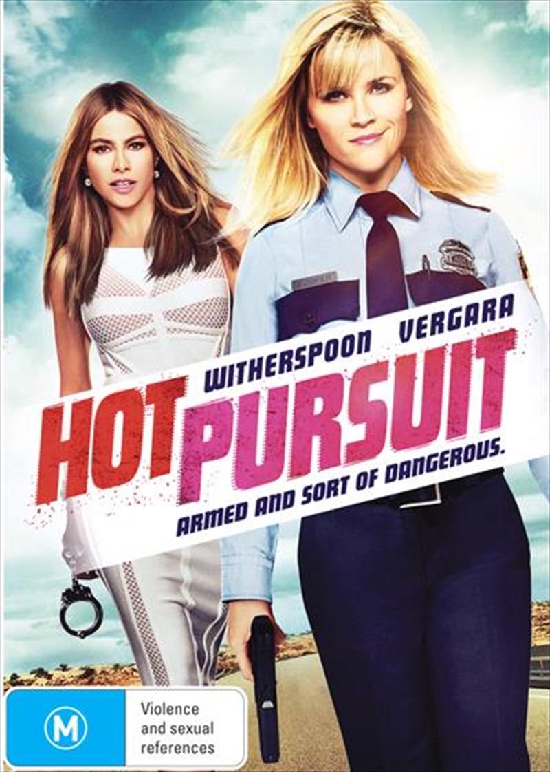 Hot Pursuit | DVD