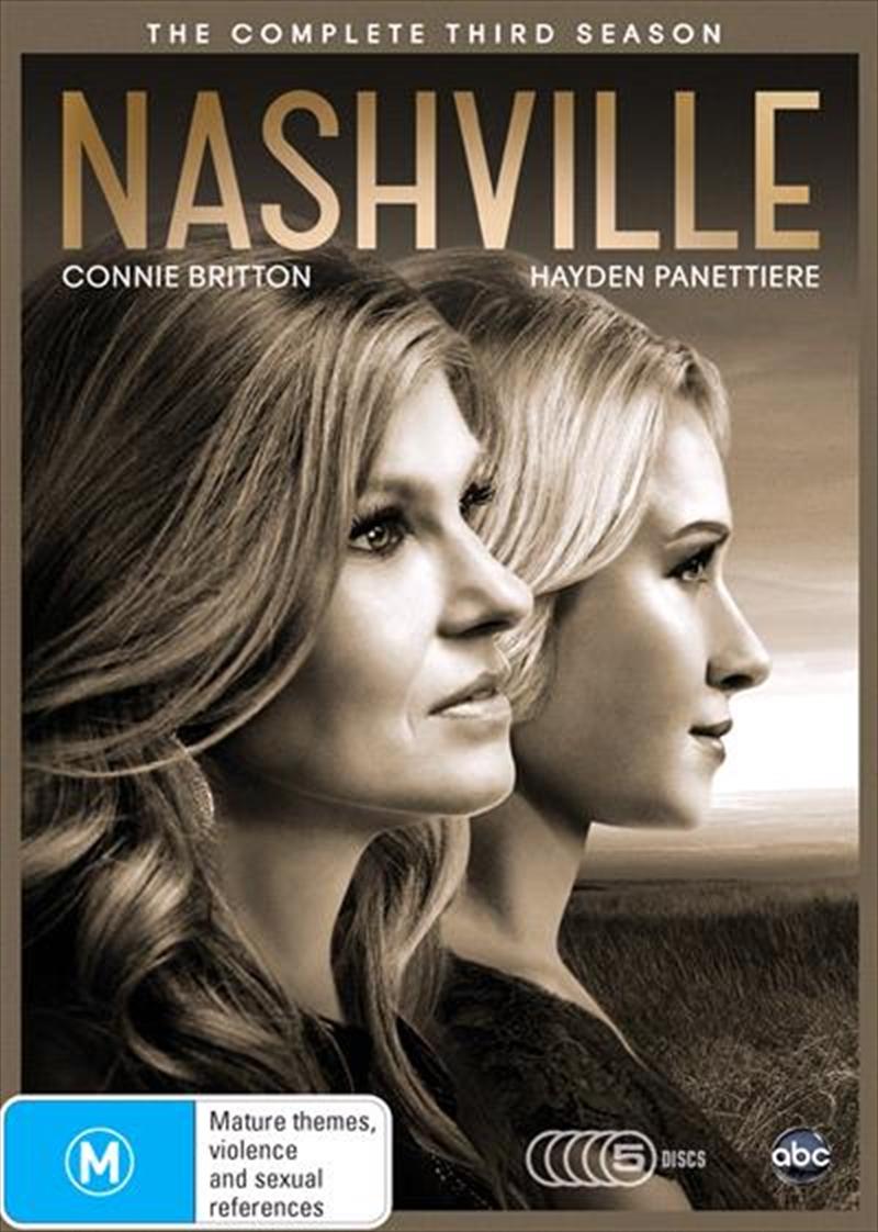 Nashville - Season 3 | DVD