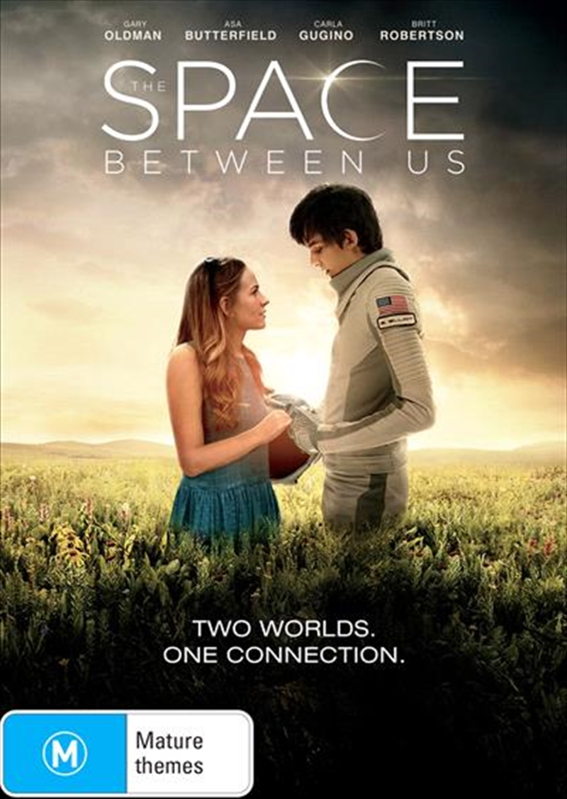 Space Between Us, The | DVD