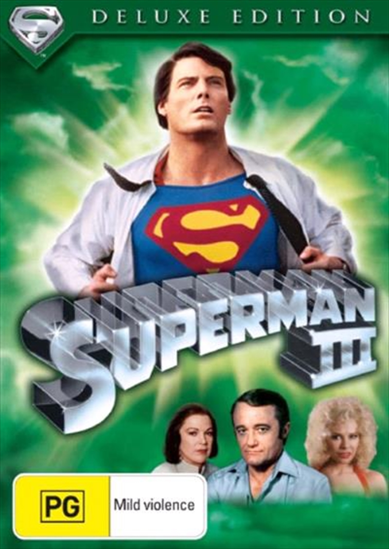 Superman 03  Deluxe Edition | DVD