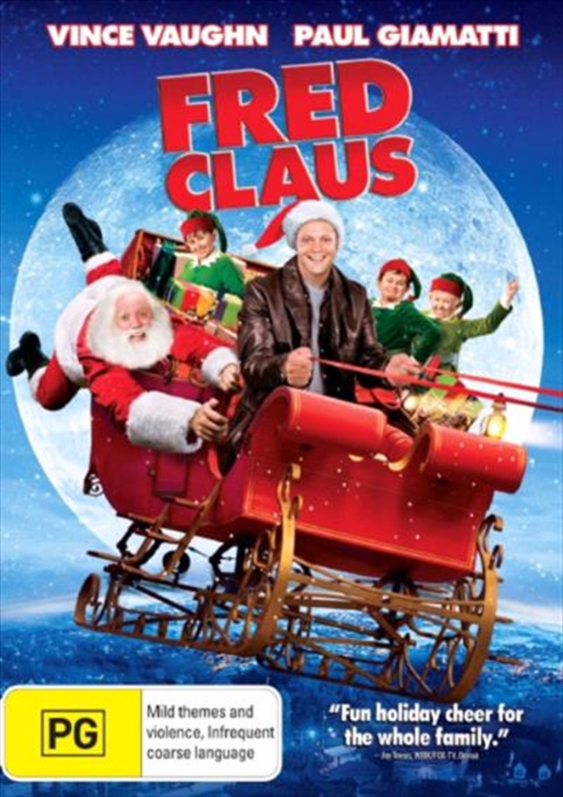 Fred Claus | DVD
