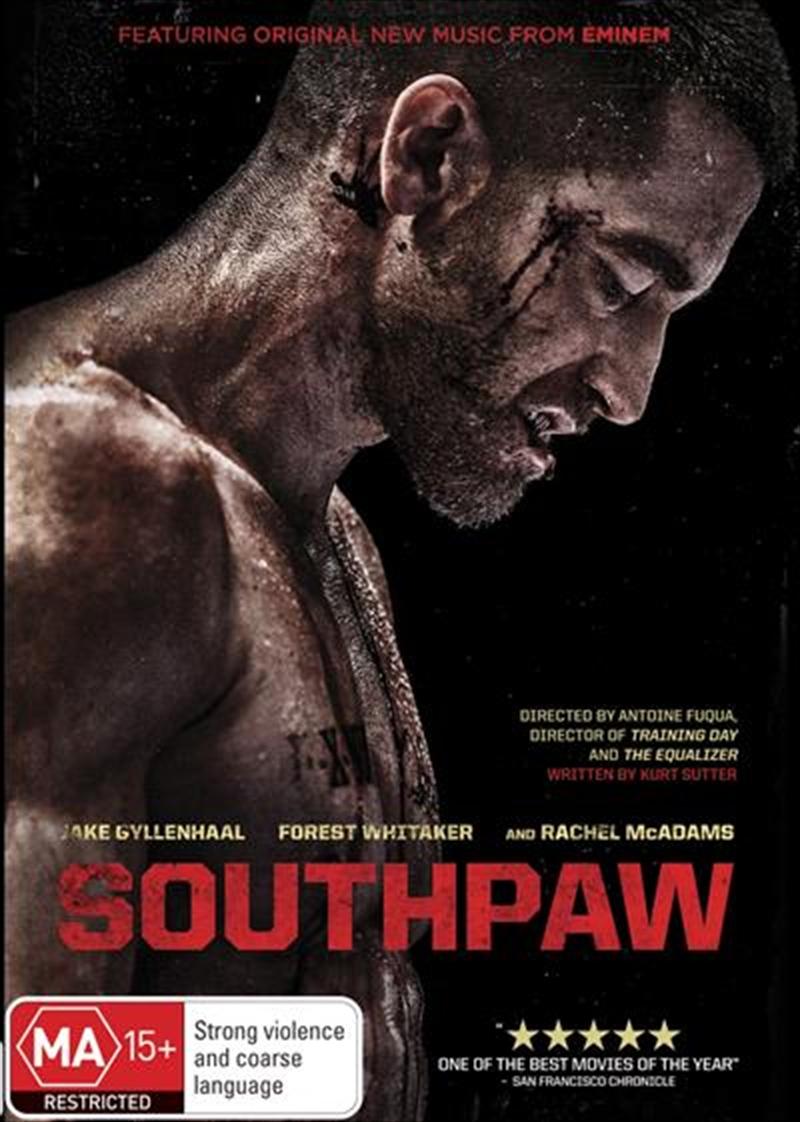 Southpaw | DVD