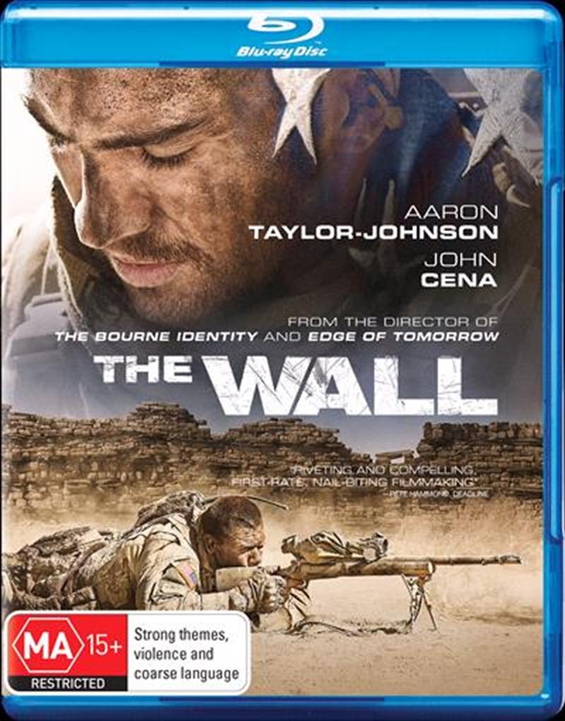 Wall, The | Blu-ray