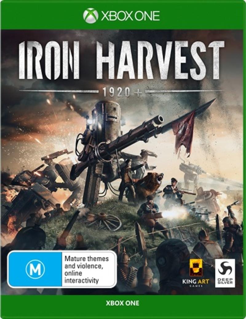 Iron Harvest 1920 | XBox One
