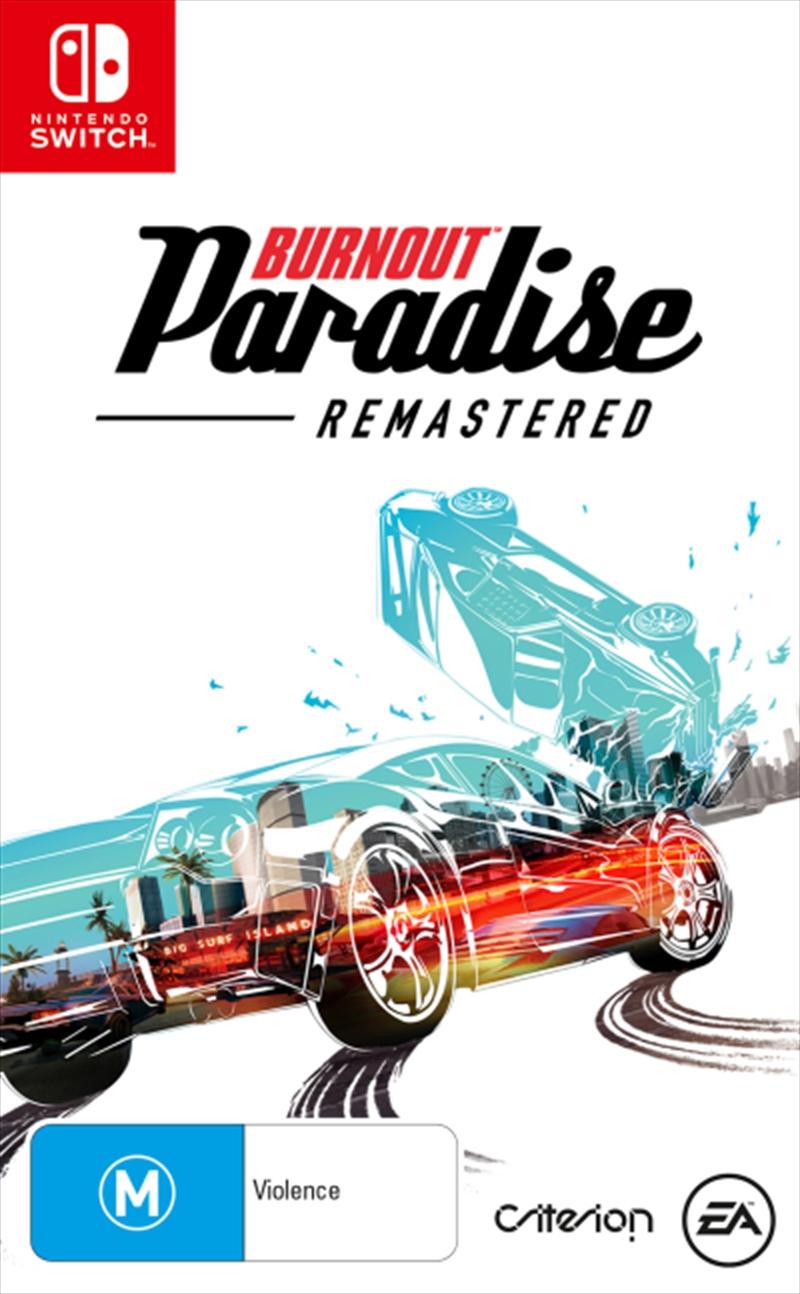 Burnout Paradise Remastered | Nintendo Switch