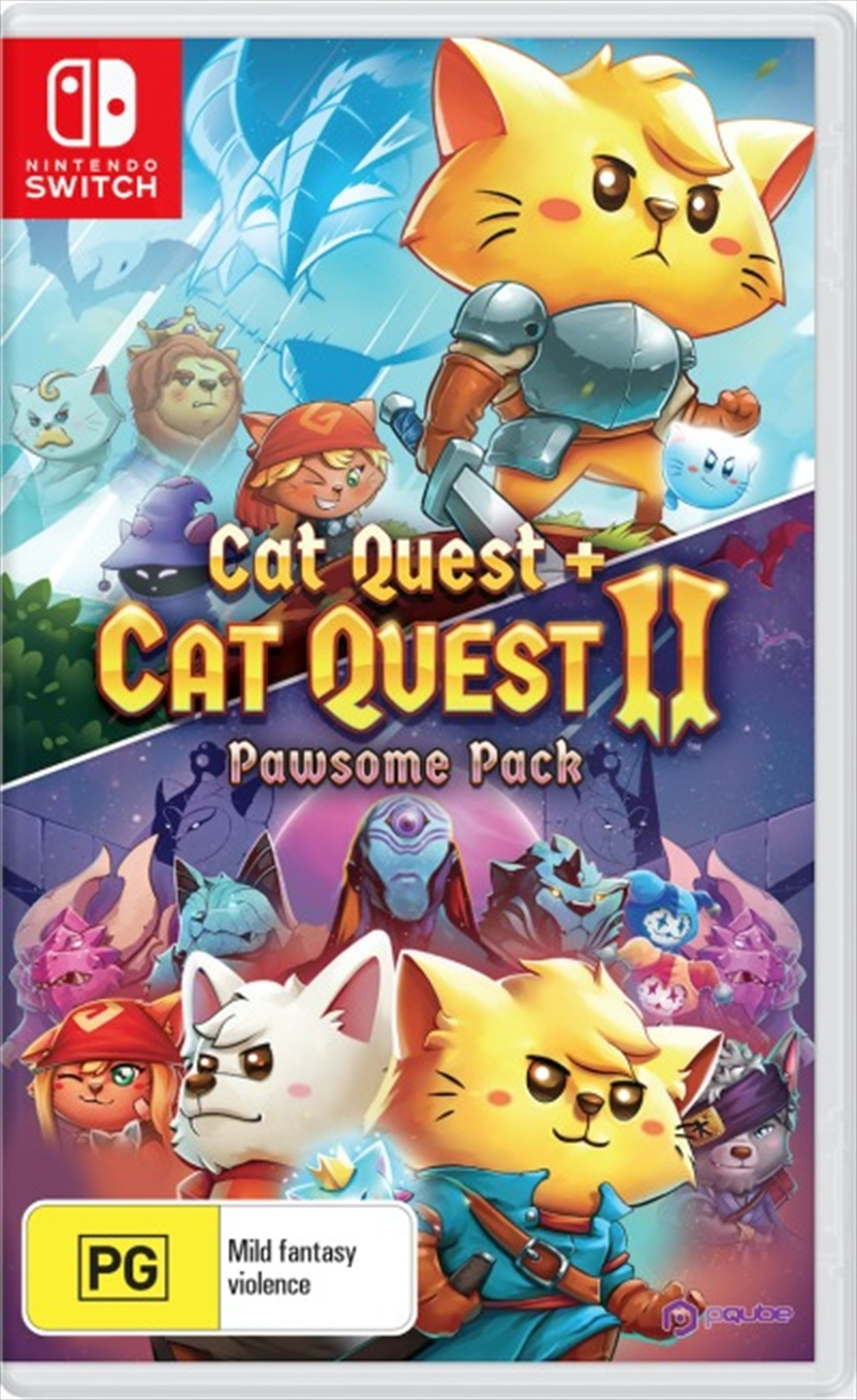 Cat Quest 2 Pawsome Pack   Nintendo Switch