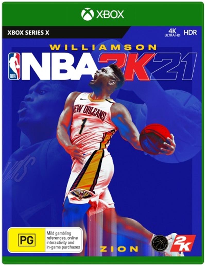 NBA 2K21 | XBOX Series X