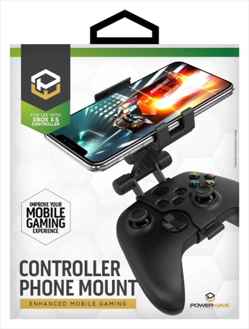 Powerwave Xbox Controller Phone Mount   XBox One