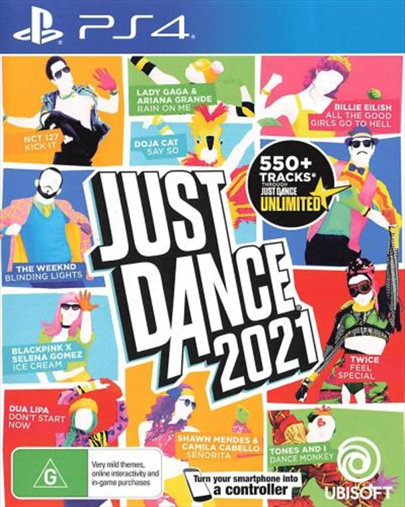 Just Dance 2021 | PlayStation 4