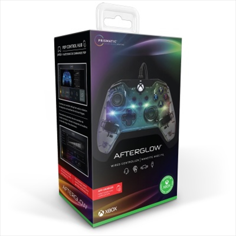 PDP Xbox Series X Afterglow Wired Controller   XBox One