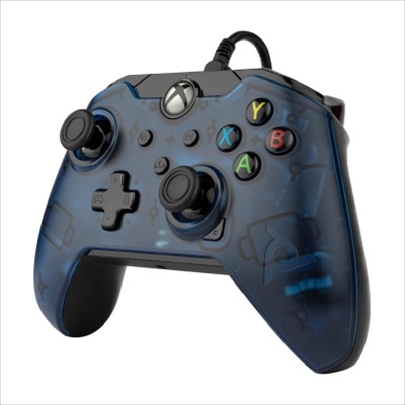 PDP Xbox Series X Wired Controller Blue | XBox One