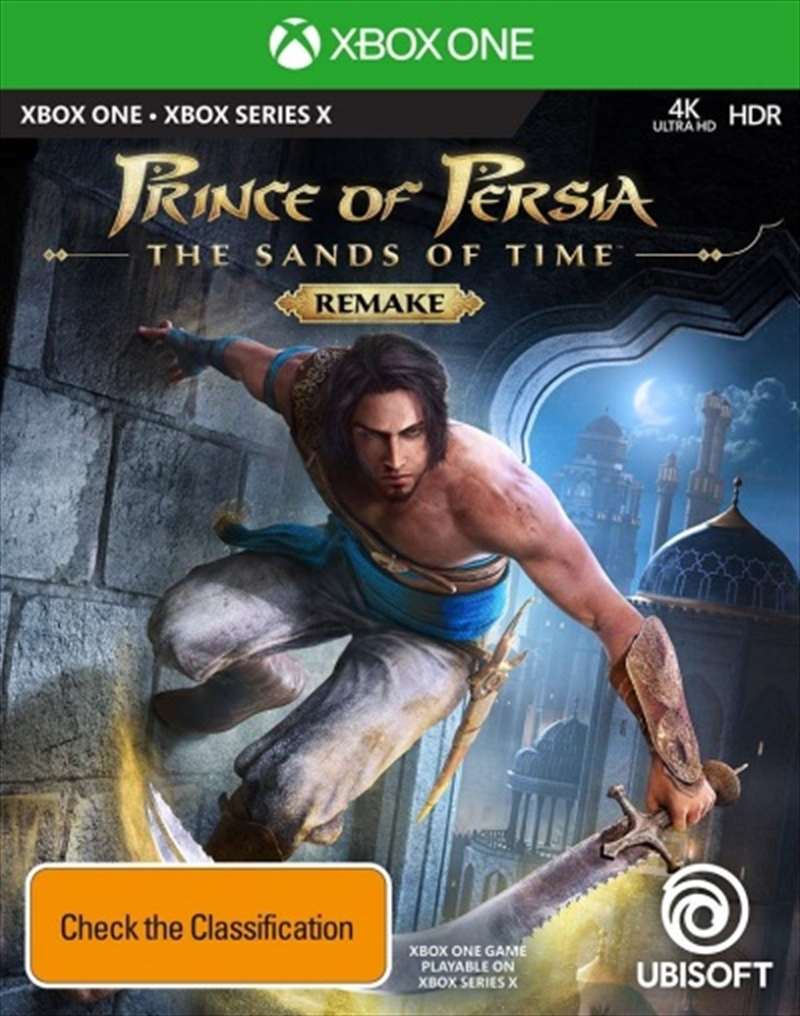 Prince Of Persia Sands Time Re   XBox One