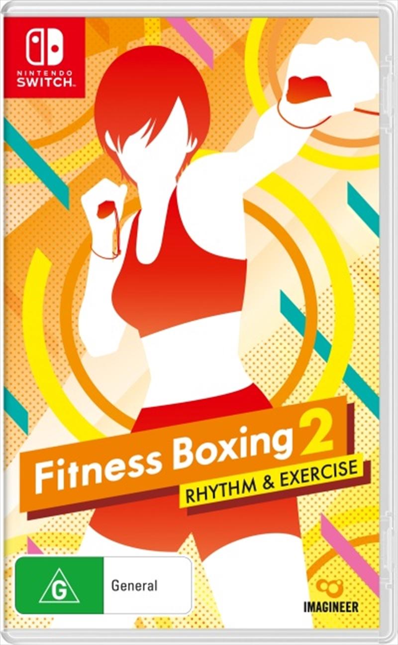 Fitness Boxing 2 Rhythm & Exercise | Nintendo Switch