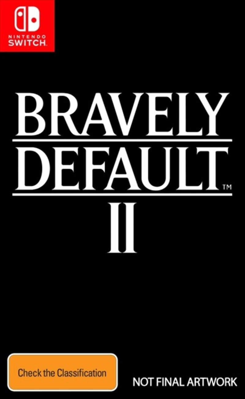 Bravely Default II | Nintendo Switch