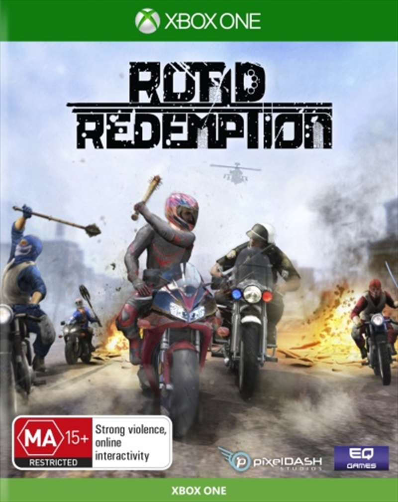 Road Redemption | XBox One