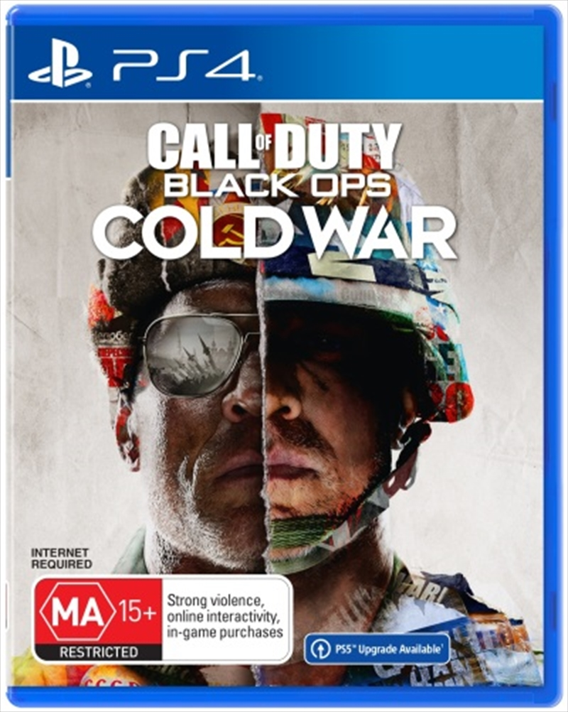 Call Of Duty Black Ops Cold War | PlayStation 4