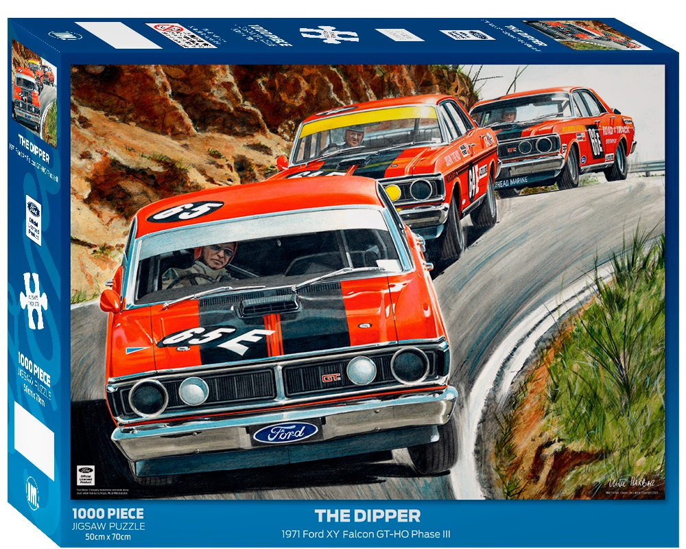 Ford Big Dipper 1000 Piece Puzzle | Merchandise