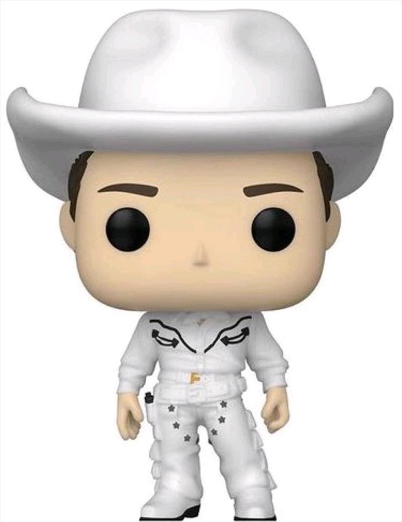 Friends - Joey Cowboy Pop! Vinyl   Pop Vinyl