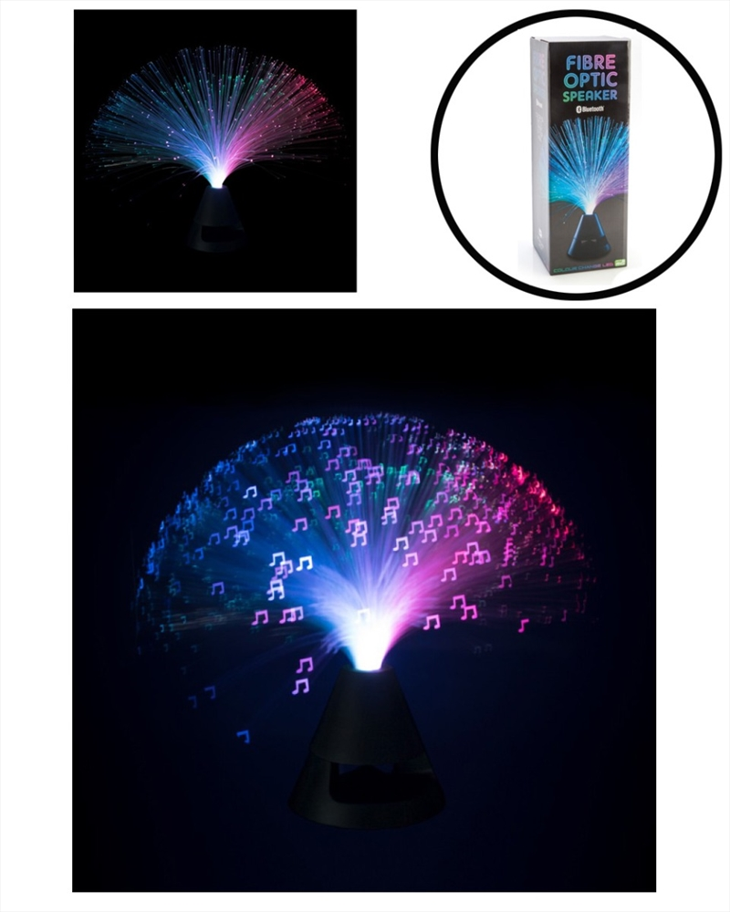 Fibre Optic Speaker | Accessories