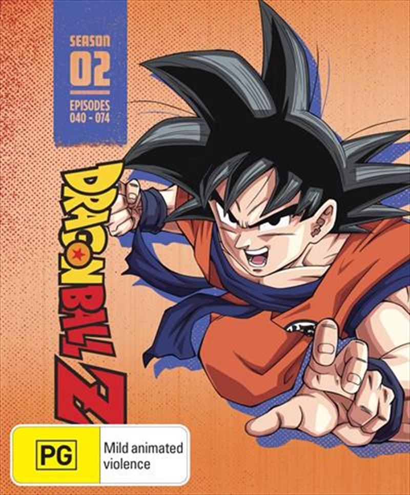 Dragon Ball Z - Season 2 | 4-3 Steelbook | Blu-ray