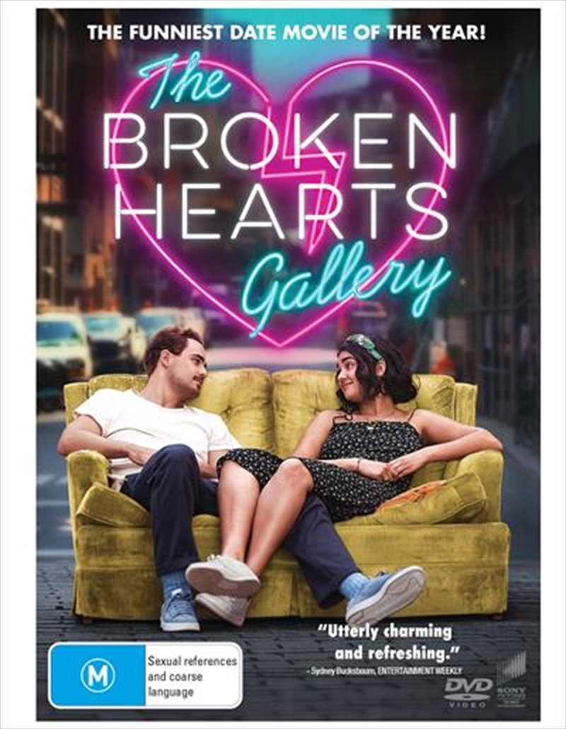 Broken Hearts Gallery, The | DVD