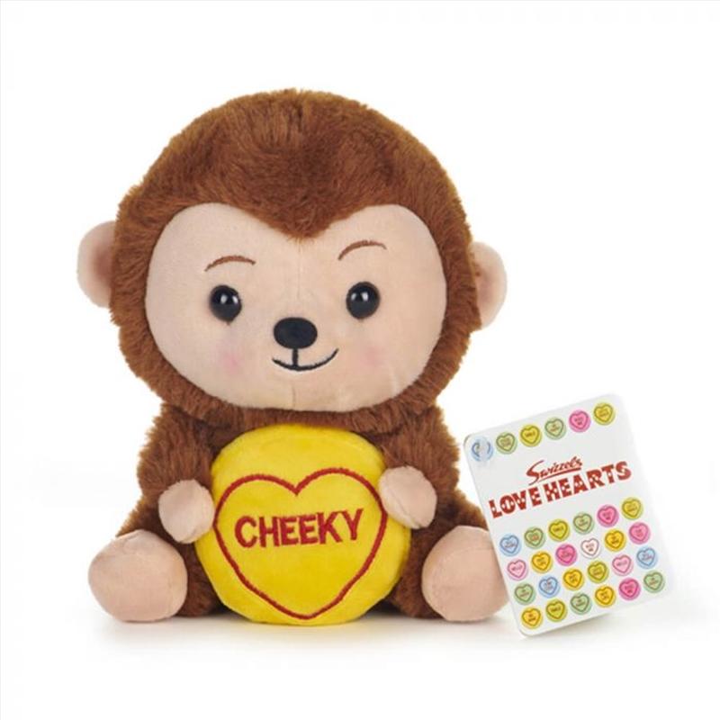Monkey Cheeky Plush   Toy