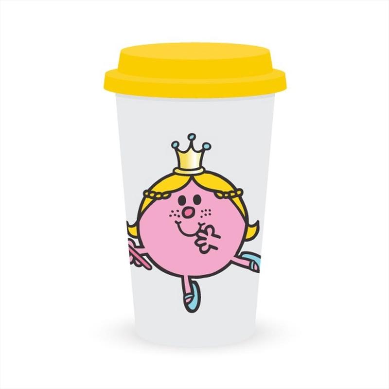 Little Miss Princess Travel Mug | Merchandise