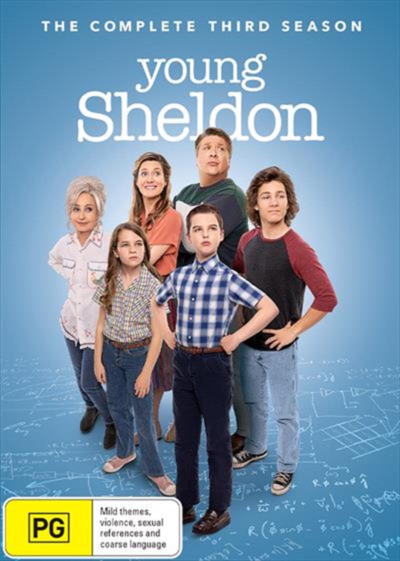 Young Sheldon - Season 3 | DVD