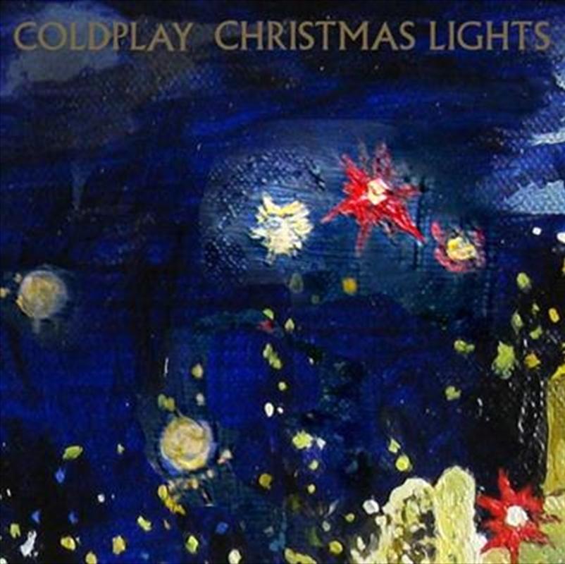 Christmas Lights - Limited Edition Blue Coloured Vinyl   Vinyl