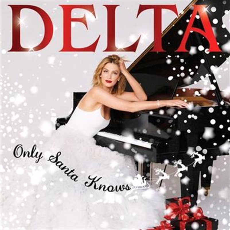 Only Santa Knows   CD
