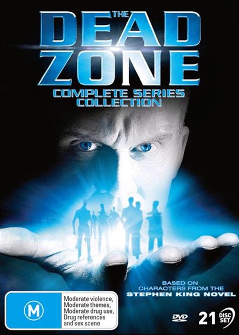 Dead Zone - Season 1-6   Complete Series, The   DVD