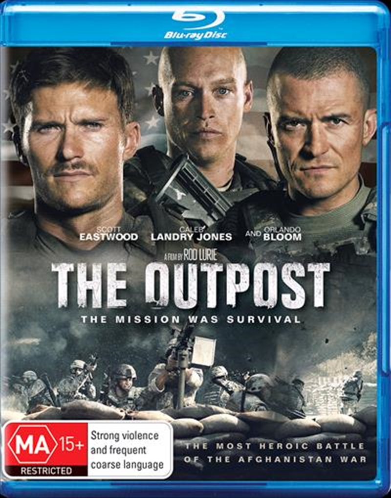 Outpost, The | Blu-ray