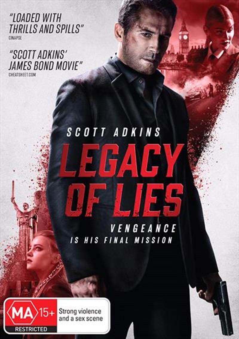 Legacy Of Lies   DVD