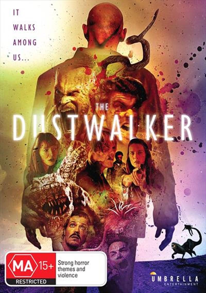 Dustwalker, The   DVD