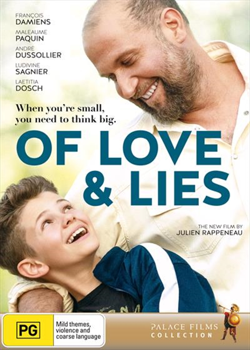 Of Love And Lies   DVD