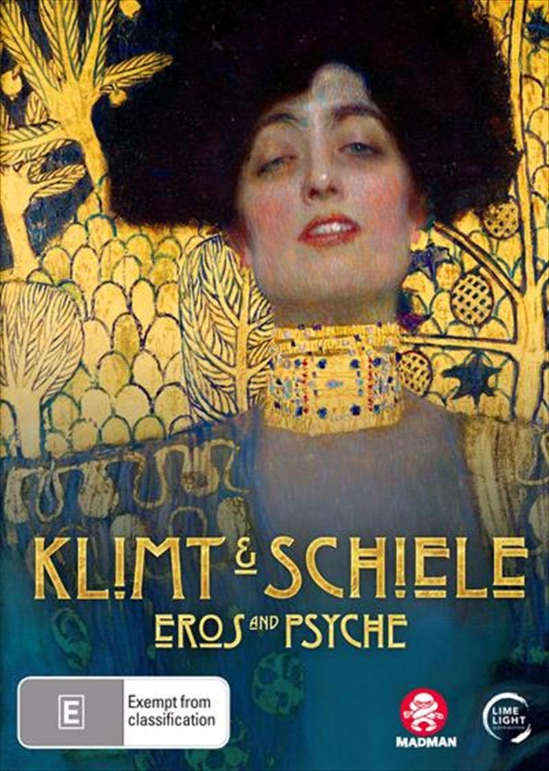 Klimt And Schiele- Eros And Psyche | DVD