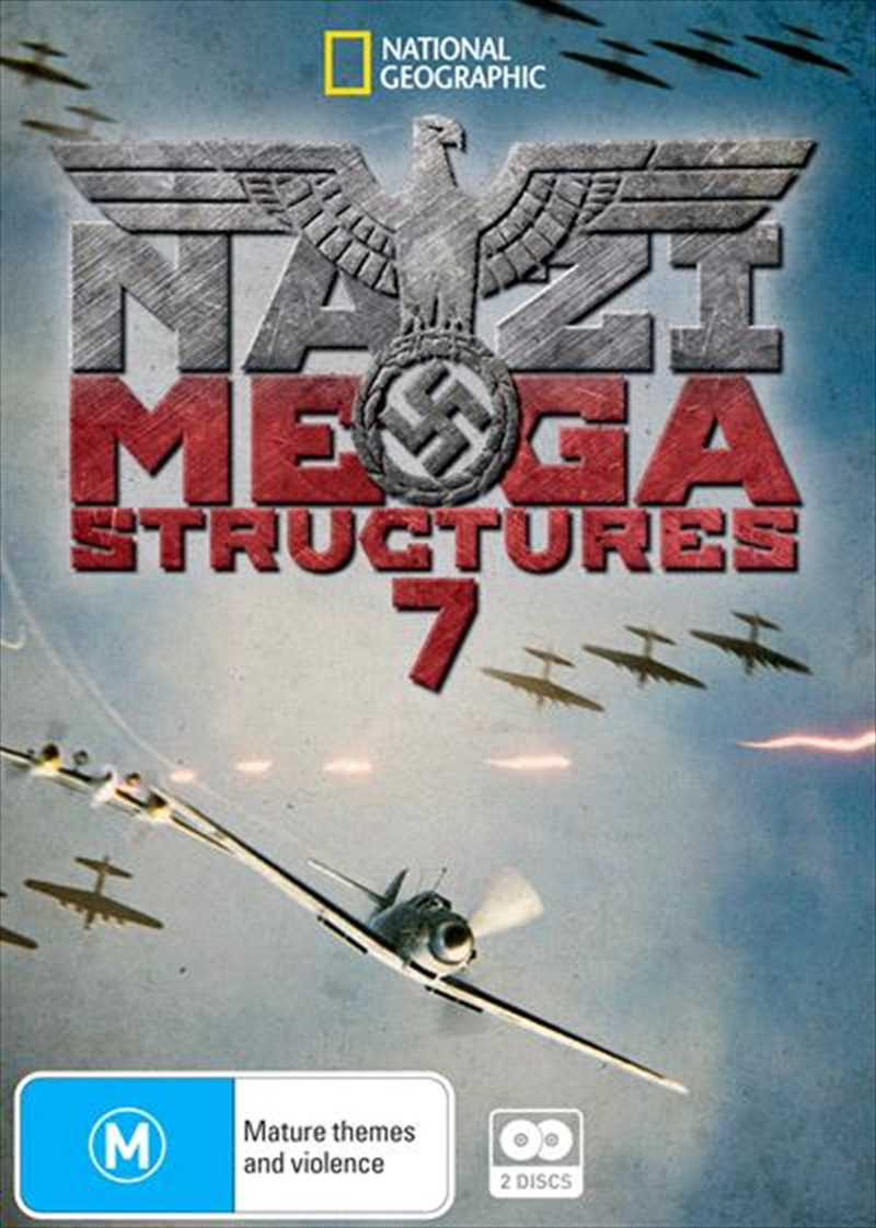 National Geographic - Nazi Megastructures 7 | DVD