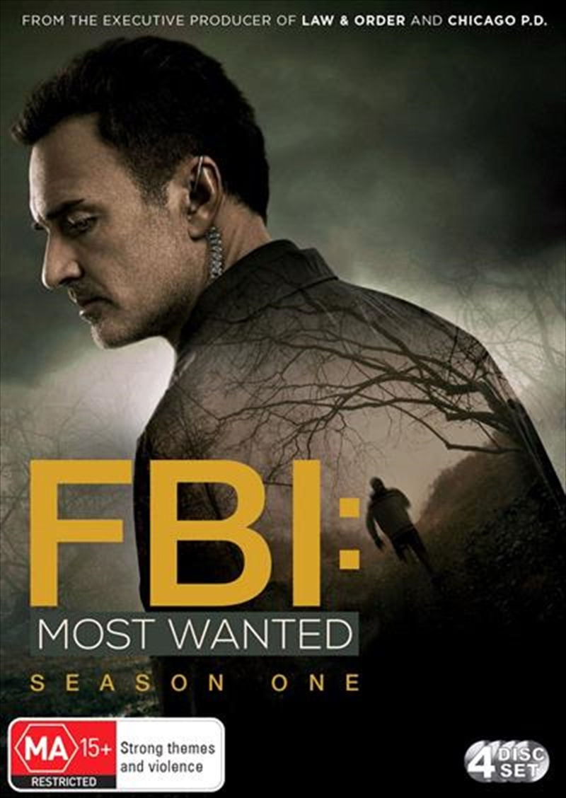 FBI - Most Wanted - Season 1 | DVD
