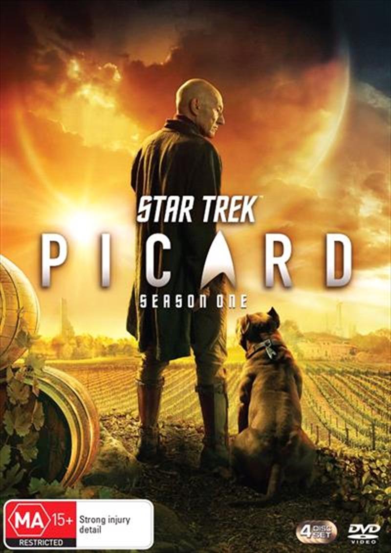 Star Trek - Picard - Season 1 | DVD