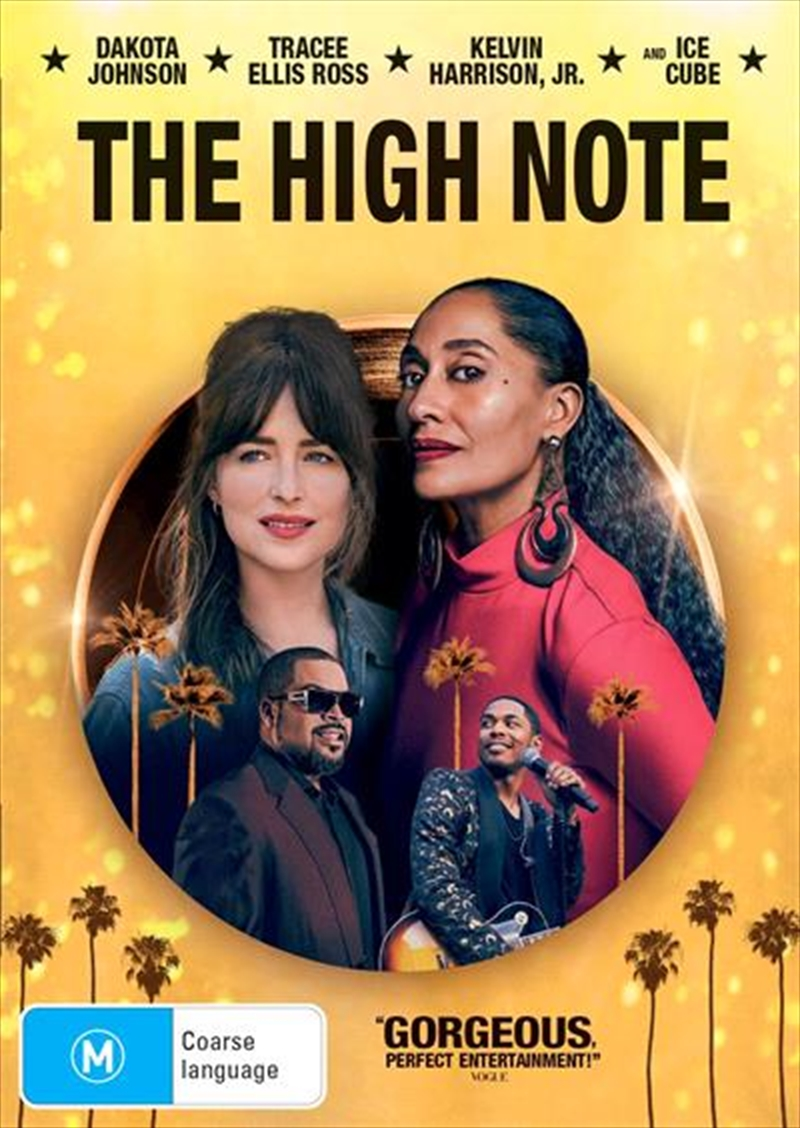 High Note, The | DVD