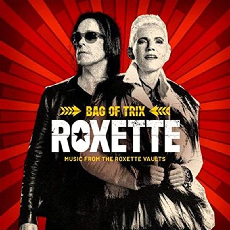 Bag Of Trix - Music From Roxette Vault | CD