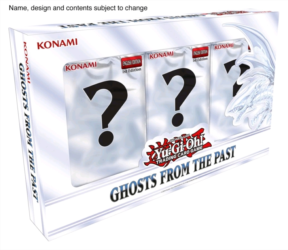 Yu-Gi-Oh! - Ghosts From The Past Boxed Set | Merchandise