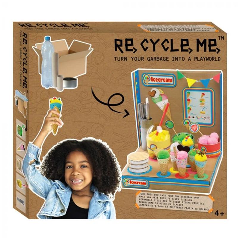 Recycle Me - Icecream Shop | Toy