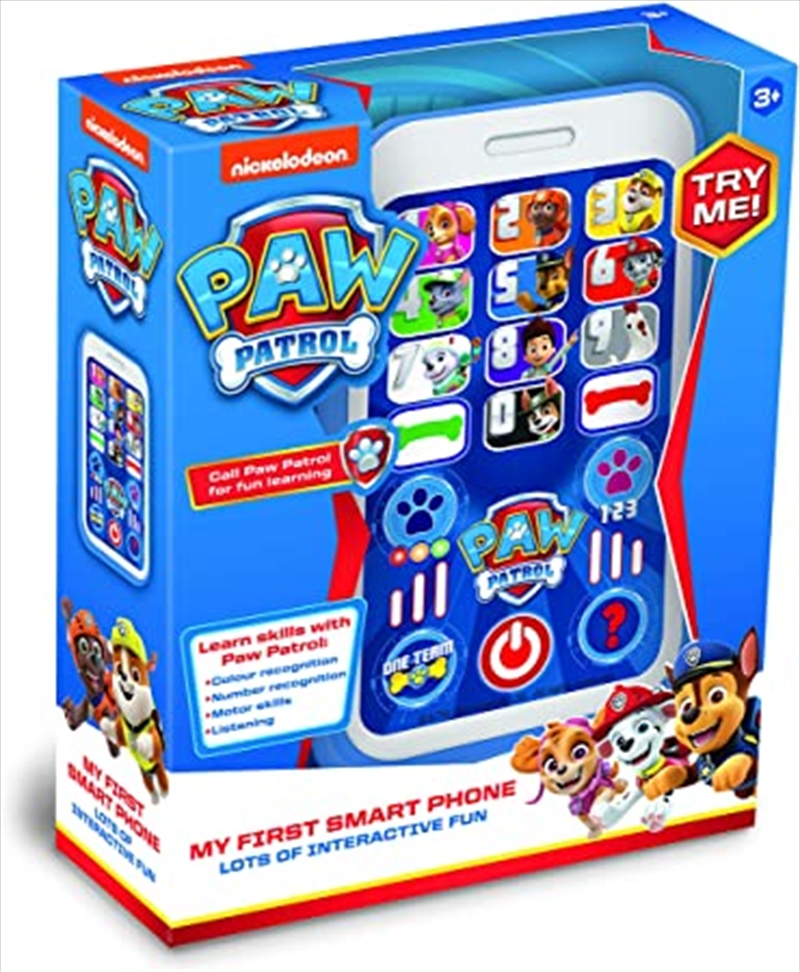 Paw Patrol Smart Phone | Toy