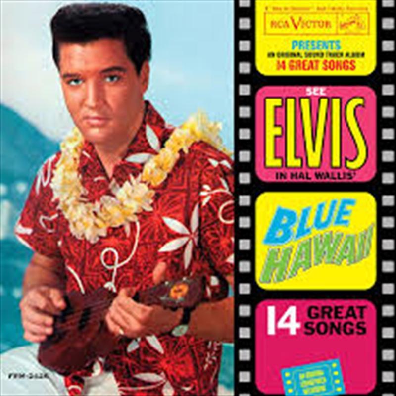 Blue Hawaii | Vinyl