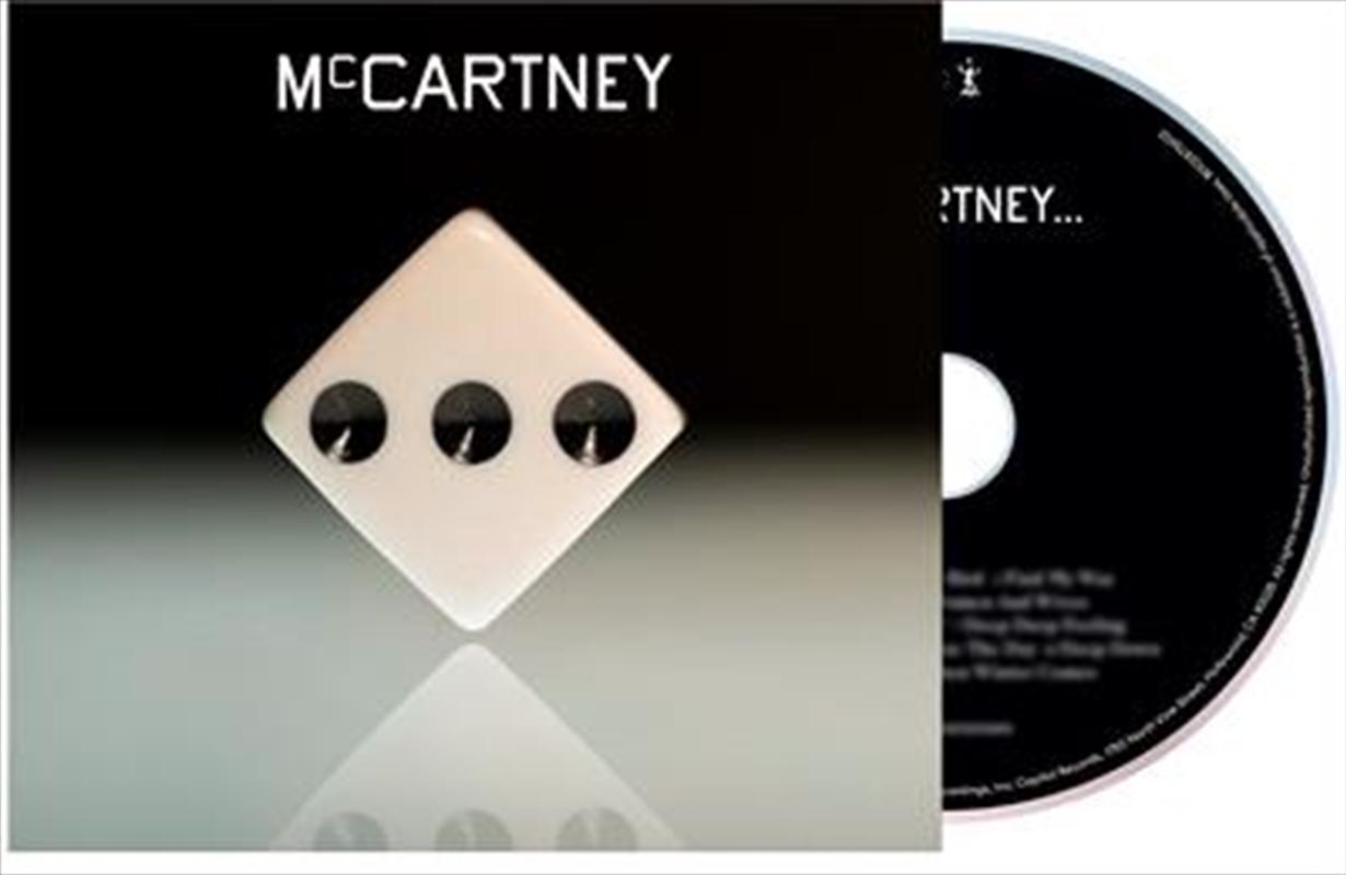 McCartney III - 50th Anniversary Edition | CD