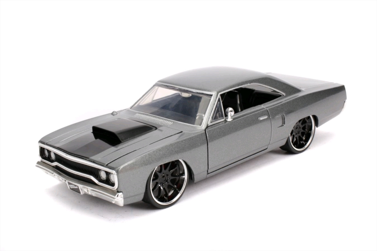 Fast and Furious - '70 Plymouth Road Runner OR 1:24 Scale Hollywood Ride | Merchandise