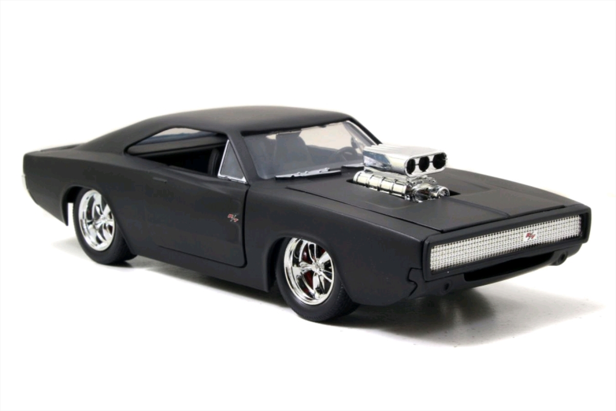 Fast and Furious - '70 Dodge Charge R/T 1:24 Scale Hollywood Ride | Merchandise