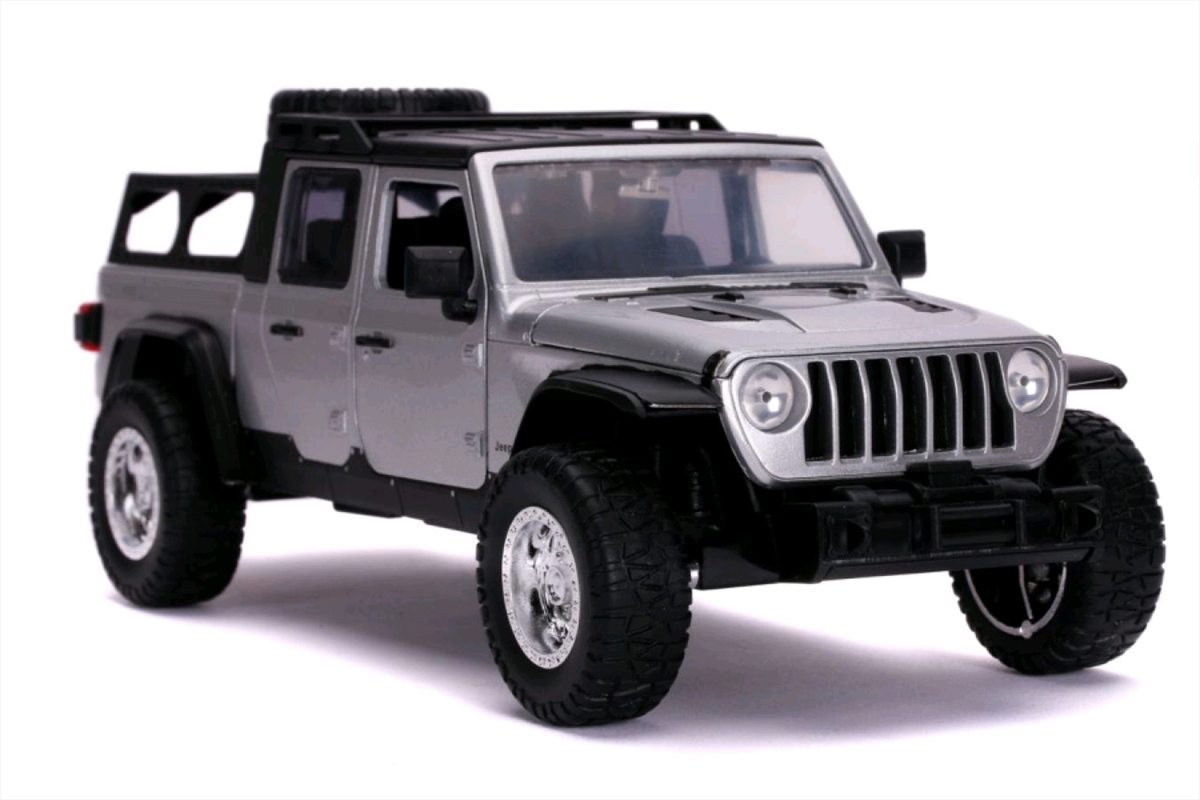 Fast and Furious 9 - Jeep Gladiator 1:24 Scale Hollywood Ride   Merchandise
